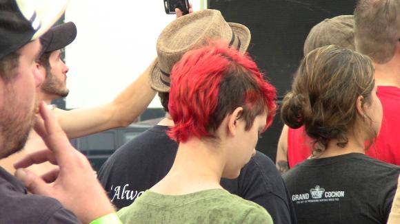 Hair boy(?)