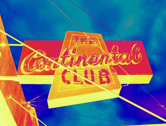 continental club sign