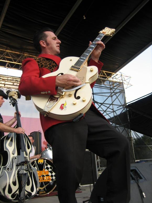 Walt texas 2009