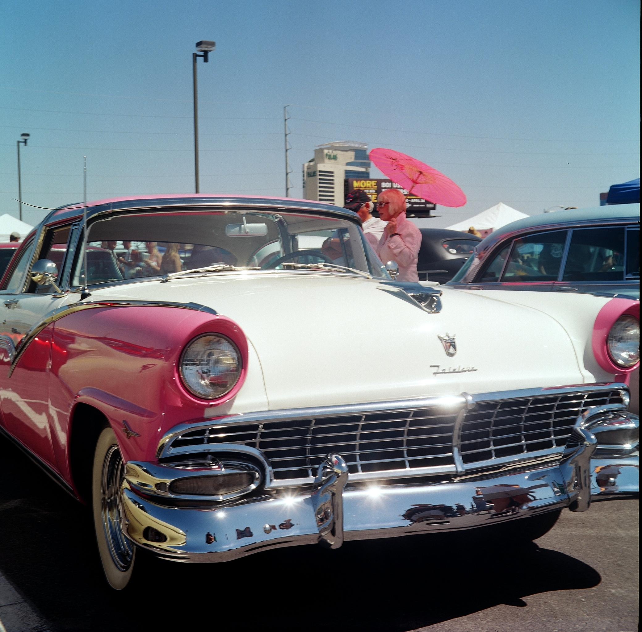 Viva Las Vegas Car Show Medium Format Prints « GatorRock